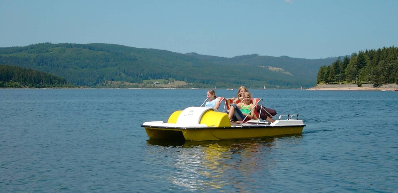 Unsere Tretboote und Tretdreiräder >> Jetzt ausprobieren <<
